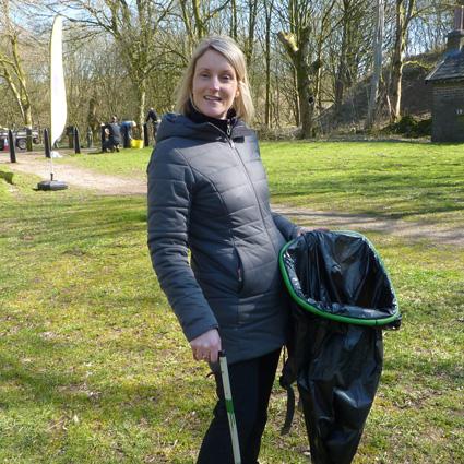 Sarah Slowther - Foundation staff
