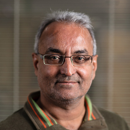 Zahid Hamid - Foundation board member
