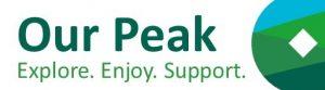 Our Peak, Explore. Enjoy. Support